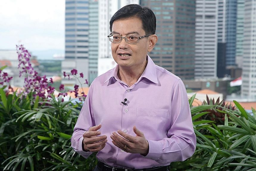 DPM Heng Swee Keat said that the Government is doing its best to help viable businesses to stay afloat.