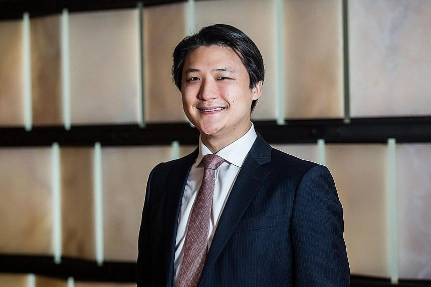"""Mr Jeik Sohn, Capital Group's managing director for financial intermediaries, Asia, says two mantras guide his investing strategy: """"I'm not smarter than the market"""" and """"compound interest is the eighth wonder of the world""""."""