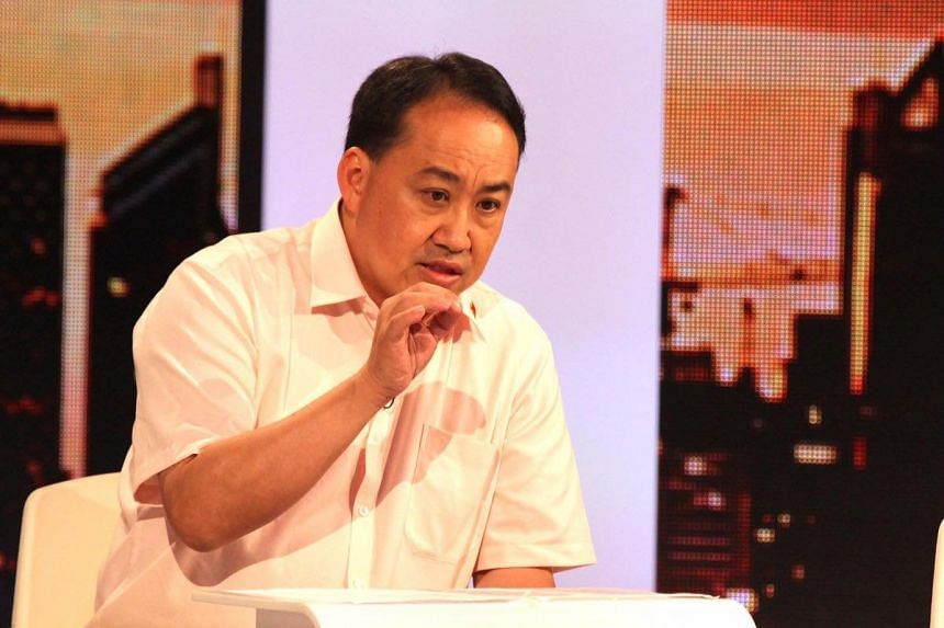 Mr Lim Tean is facing two pending bankruptcy claims.