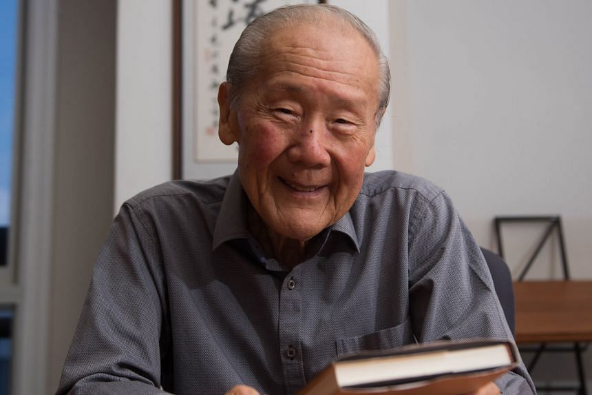 "Professor Wang Gungwu was lauded for his ""unique approach to understanding China""."