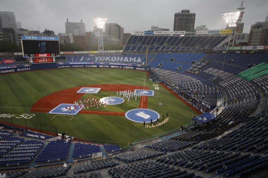 Stadiums will admit only 5,000 spectators or 50 percent of their capacity, whichever number is smaller.
