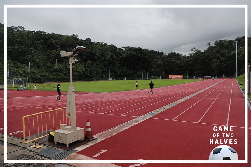 Singapore moved to phase two of post-circuit breaker measures last Friday, and this meant sports facilities also reopened after more than two months. What kind of precautions or safety measures did some of the facilities have in place?