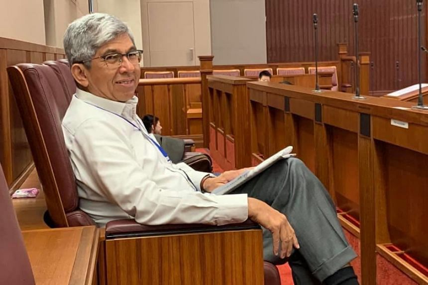 Former Communications and Information Minister Yaacob Ibrahim first hinted at his departure during the Budget debate in February.