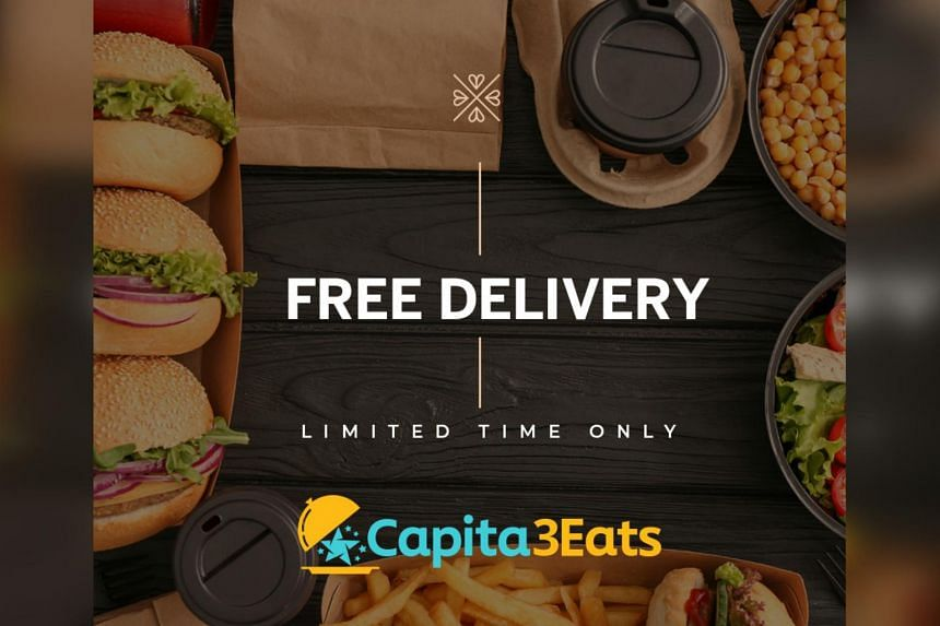 CapitaLand's eCapitaMall and Capita3Eats have signed on more than 280 online merchants.