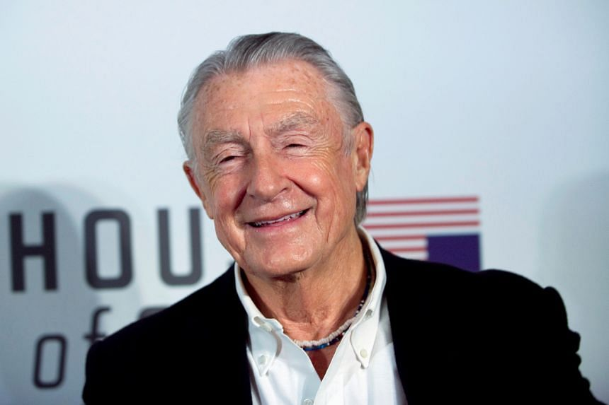 Joel Schumacher started as a costume designer in the 1970s before rising to the top ranks of Hollywood directors.