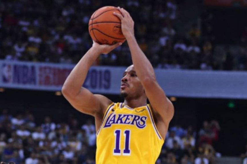 Lakers guard Avery Bradley opts out of National Basketball Association  restart
