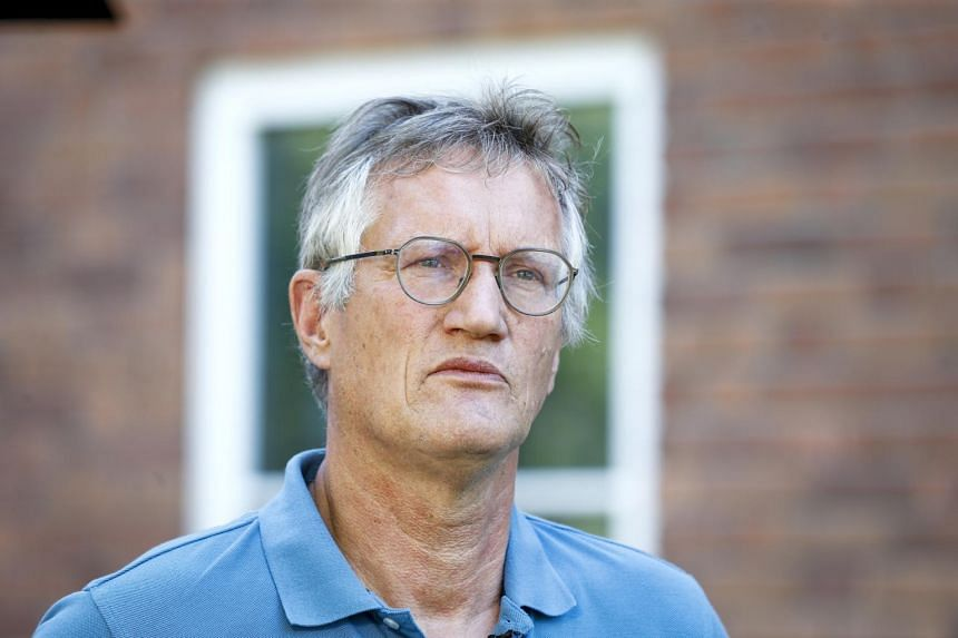 Dr Anders Tegnell said he advised against restrictions on movement because of the detrimental side effects they often entail.