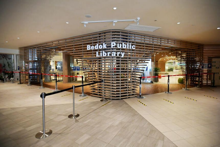 All 25 public libraries and the National Library Building will be open from 11am to 7pm daily.