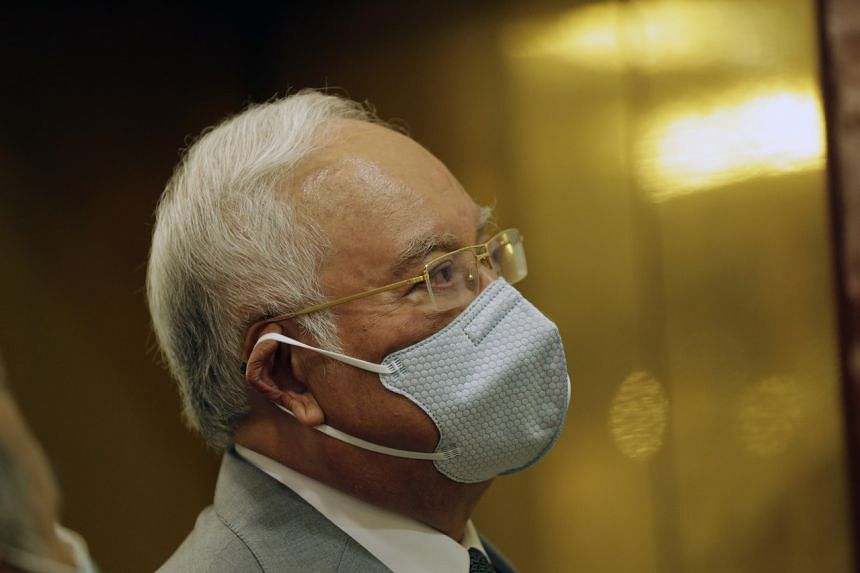 The case is one of many that Najib Razak faces for his alleged role in 1MDB.