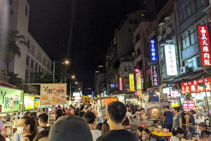 Life in Taiwan has generally carried on as normal with none of the lockdowns seen in other parts of the world.