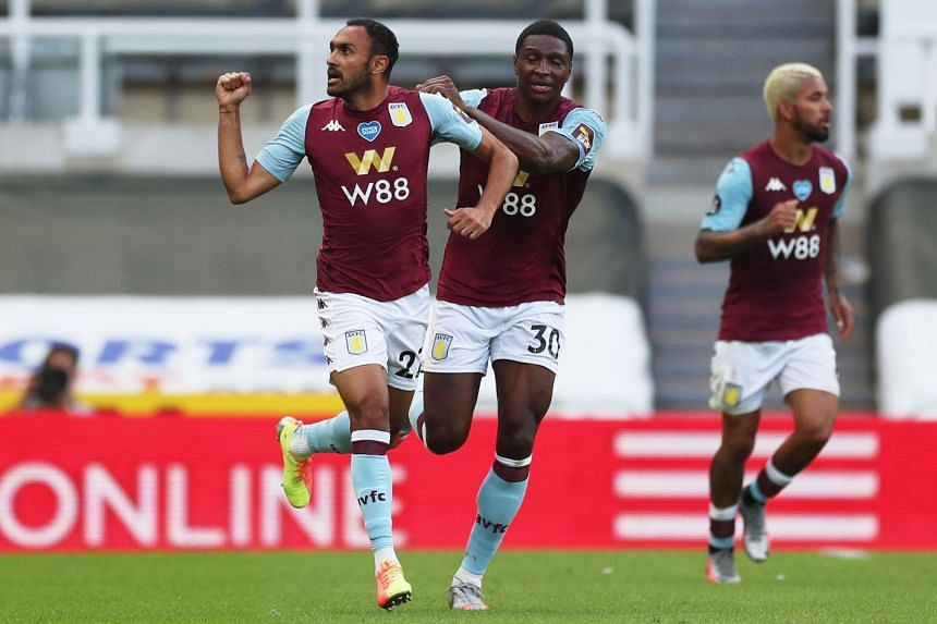 El Mohamady strikes as Villa fight back to draw at Newcastle