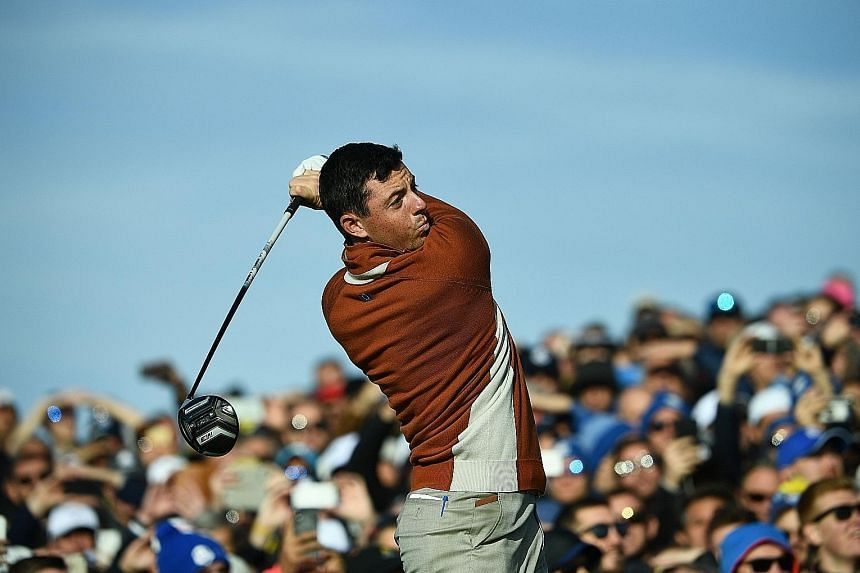 Rory McIlroy has added his voice to the growing opposition towards playing the Ryder Cup without spectators.