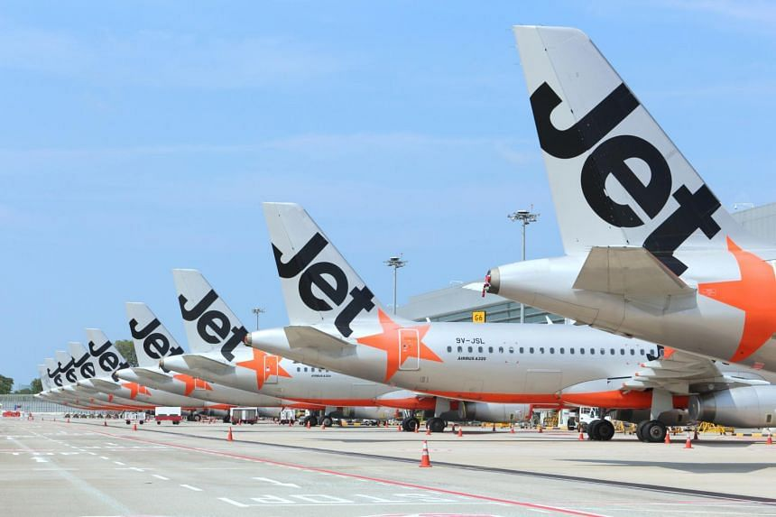 The cuts of up to 180 people across all parts of its business affect 26 per cent of Jetstar Asia's workforce.