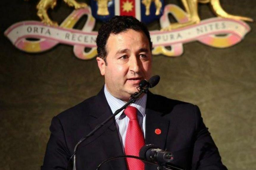 Shaoquett Moselmane's pro-Beijing positions have long raised eyebrows even among colleagues in the Labor Party.