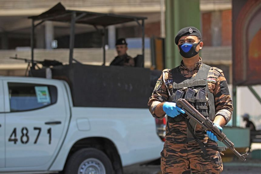 The raid is the boldest act yet against Tehran-backed groups based in Iraq.