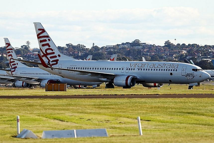 Bankrupt airline Virgin Australia to be sold to Bain Capital