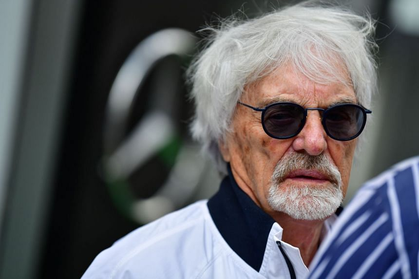 F1 blasts Ecclestone's 'black people sometimes more racist than white' comment