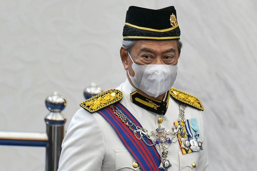 Malaysian Prime Minister Muhyiddin Yassin's legitimacy has been questioned by predecessor Mahathir Mohamad.