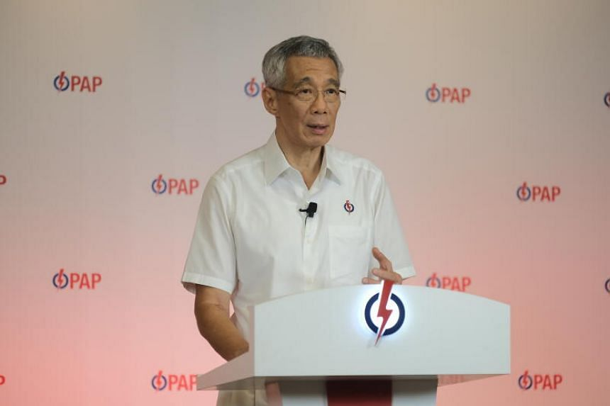 PM Lee said that the battles ahead can be won only if the PAP has the full support of Singaporeans.