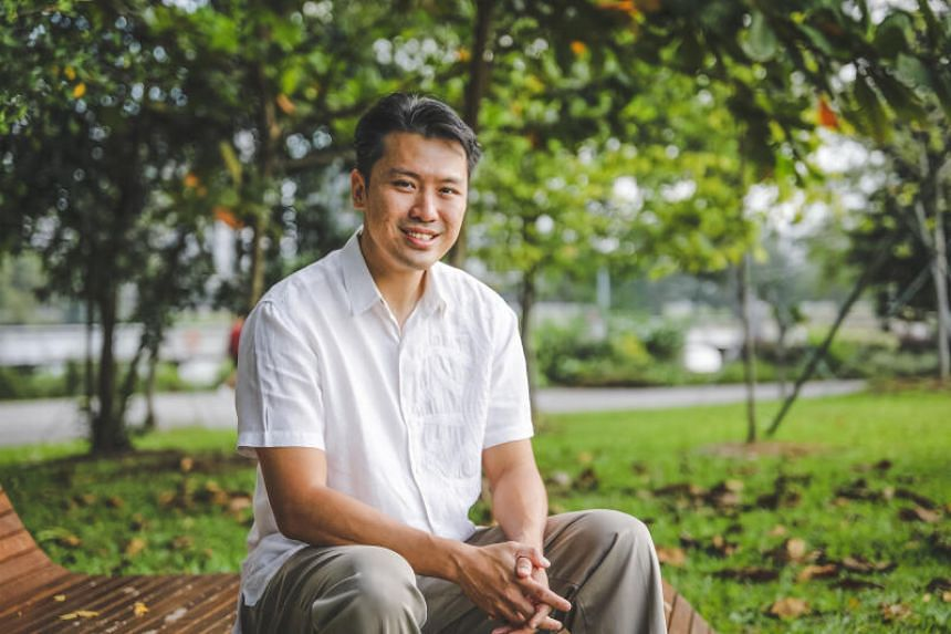 Mr Shawn Huang was unveiled as a People's Action Party candidate for the coming election on June 26, 2020.