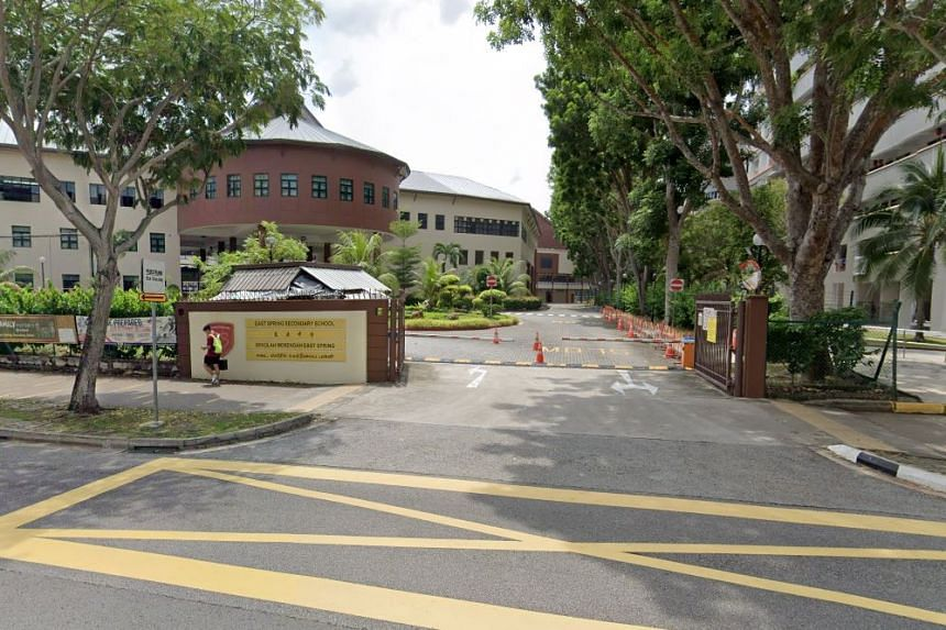 A 15-year-old student from East Spring Secondary School is among the six new Singaporean cases.