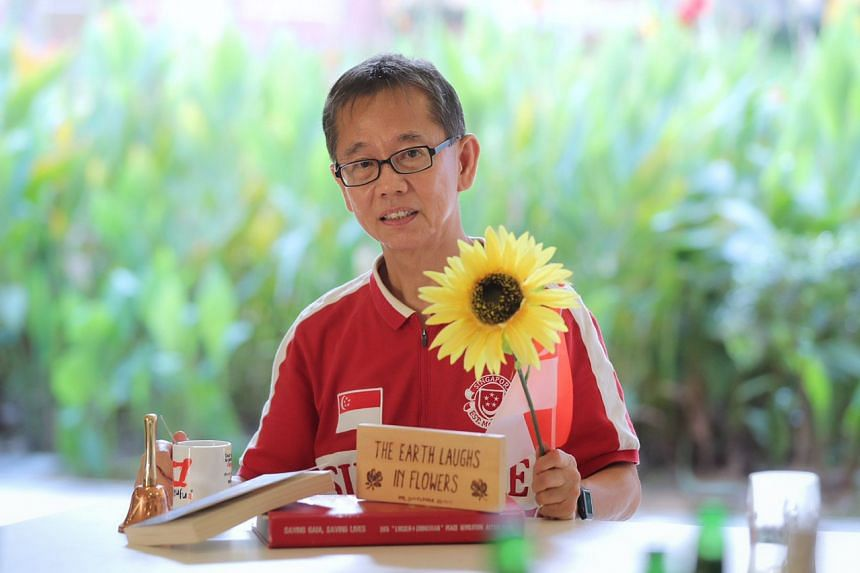 Mr Victor Ronnie Lai said he decided to run in Pioneer SMC because the name of the constituency represents hope and new beginnings.
