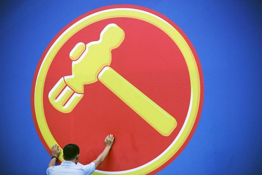 The Workers' Party unveiled its party slogan and manifesto for the coming election on June 28, 2020.