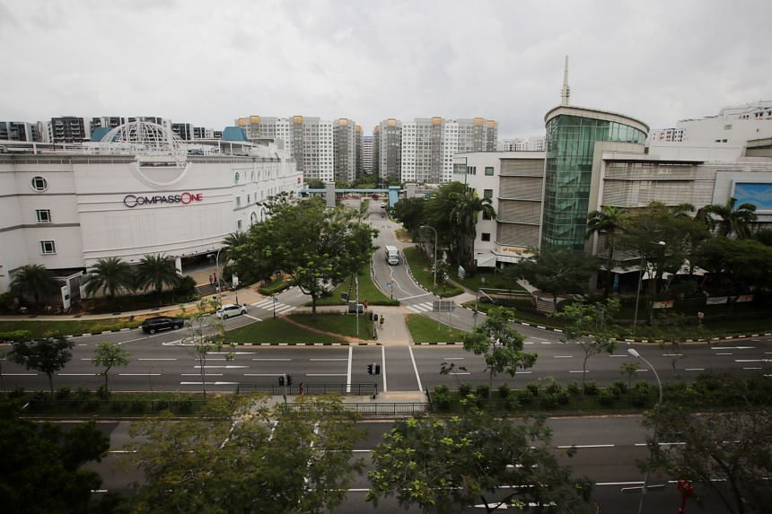Sengkang GRC, which covers Compassvale, Rivervale and Anchorvale, is the only completely new group representation constituency.