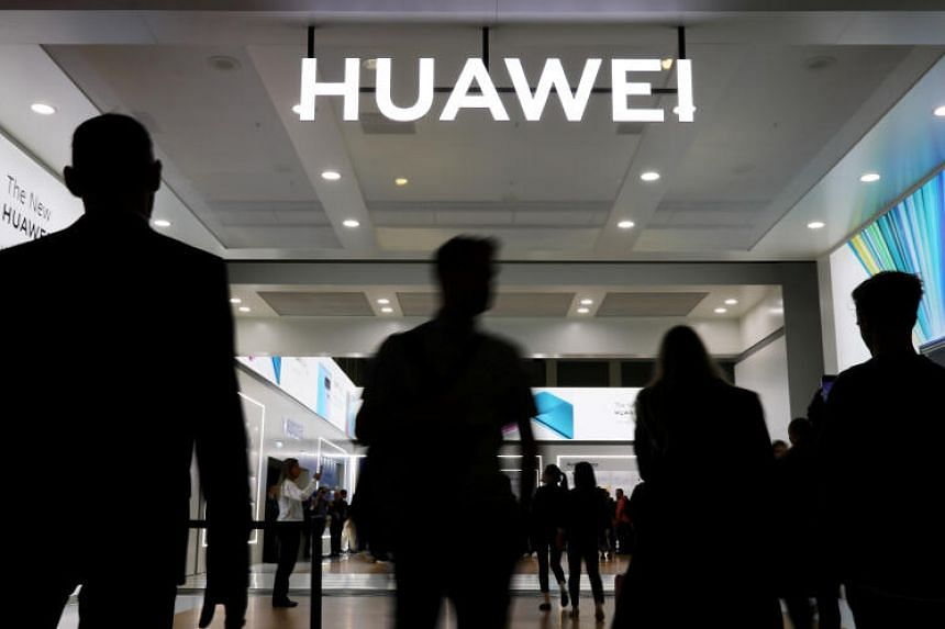 Washington has pushed allies to bar Huawei from building next-generation 5G mobile networks.