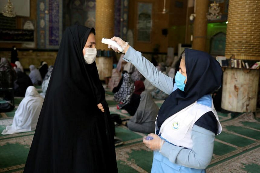 Mask-wearing will be mandatory in certain areas in Iran from next week until at least July 22, 2020.