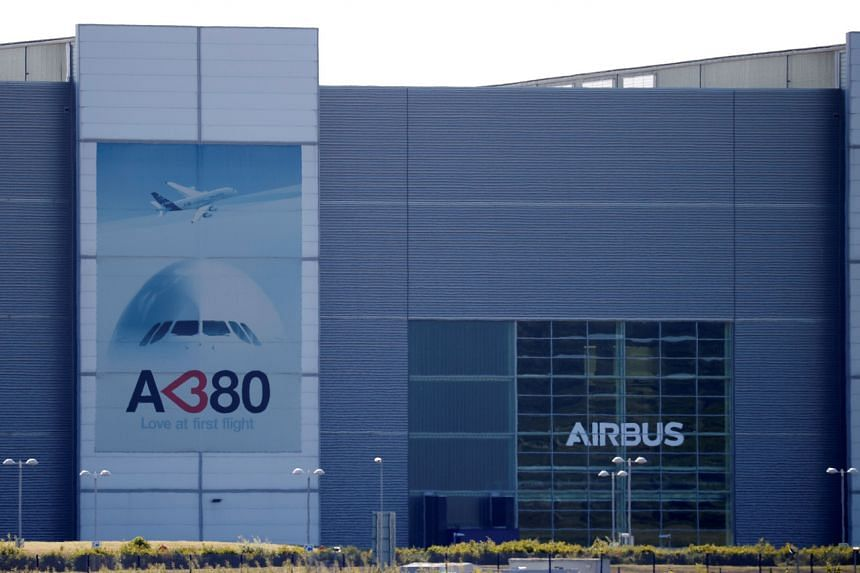 Airbus has so far said it could cut output by a third on average.