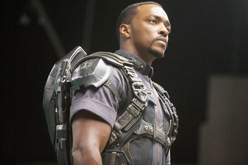 Anthony Mackie says Marvel and Hollywood need to improve on diversity.