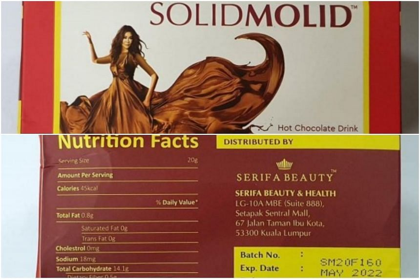 "Serifa Beauty Solidmolid was marketed as being able to ""burn fats up to 10X""."