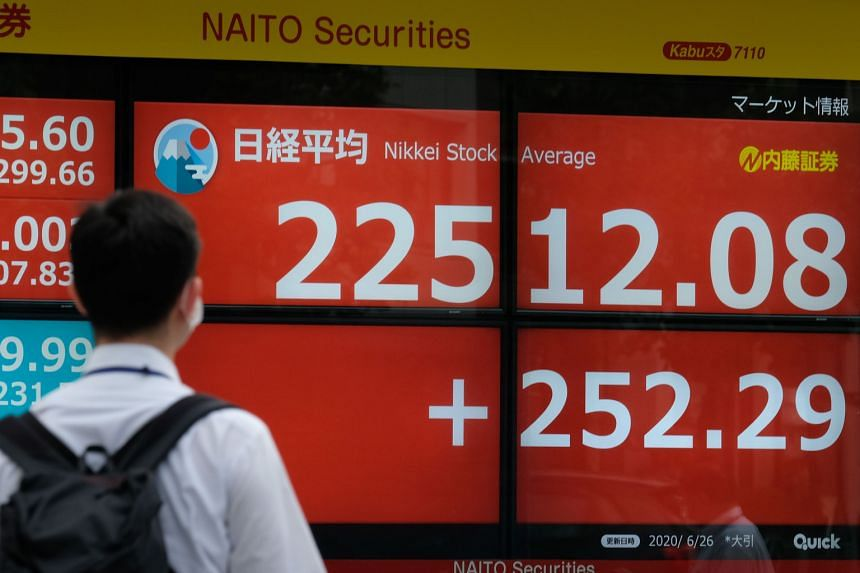 In Japan, the Tokyo Stock Exchange Mothers Index has soared throughout the pandemic.