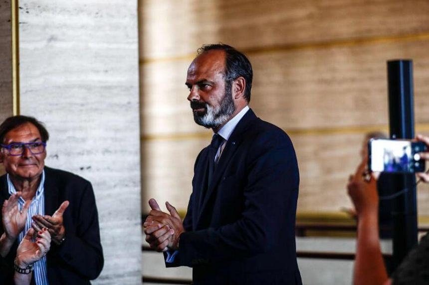 French PM Edouard Philippe won his bid to become mayor of the northern port city of Le Havre.