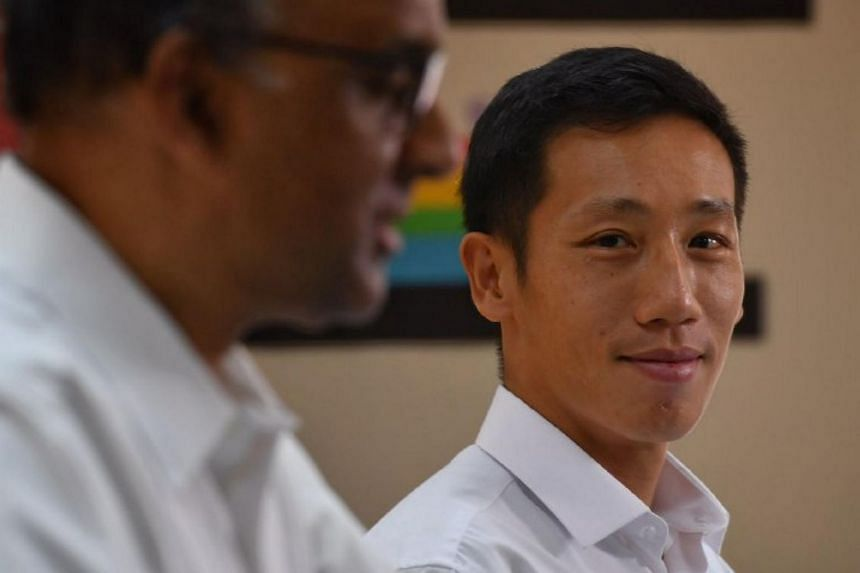 Mr Xie Yao Quan has been a community volunteer since 2015, and is currently vice-chairman of the Jurong Spring Citizens' Consultative Committee.