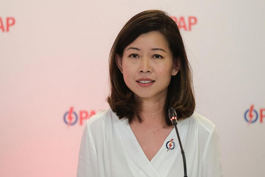 Ms Ng Ling Ling made the claim during candidate introductions at the People's Action Party headquarters on June 25, 2020.