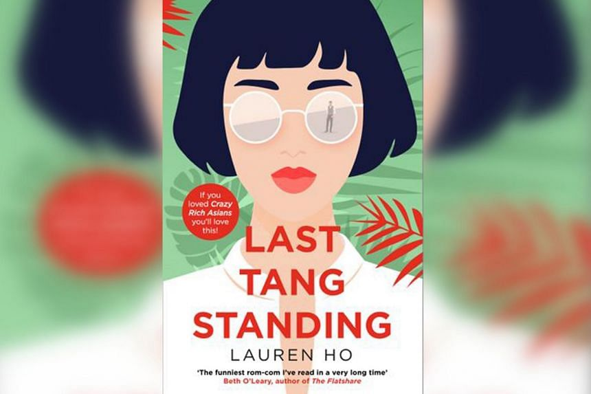 Last Tang Standing has been touted as a cross between Bridget Jones's Diary and Crazy Rich Asians.