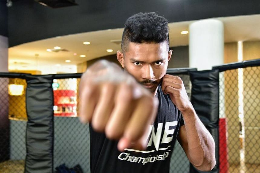 Amir Khan believes all the sacrifice he put in will pay dividends as he looks to re-establish himself near the top of One Championship.