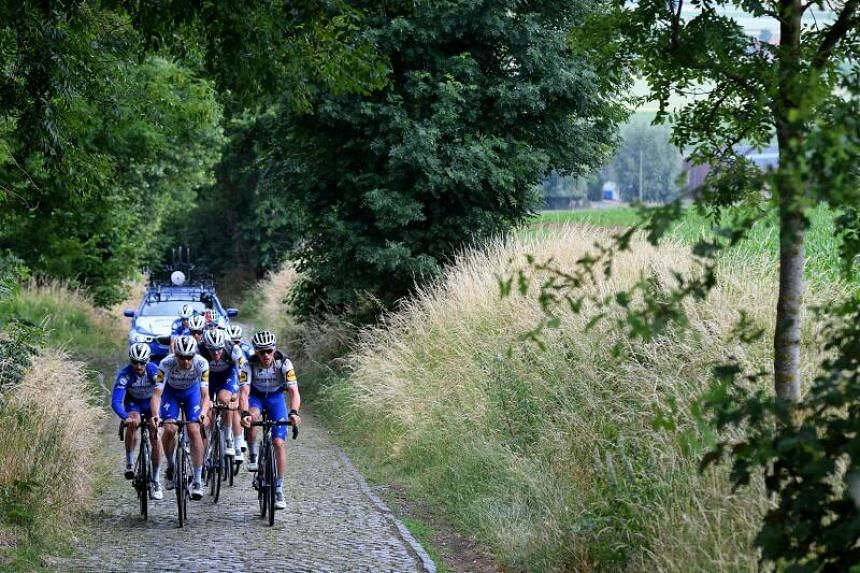 The WorldTour is due to return on Aug 1 with the Strade Bianche one-day event in Tuscany.