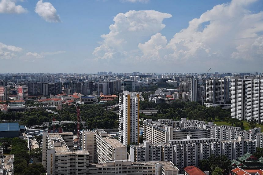 The PSP is calling for collective redevelopment of all old HDB flats, and wants to peg the prices of new flats to income levels. The Progress Singapore Party, among other proposals in its manifesto, wants to introduce a living wage in all sectors, wh