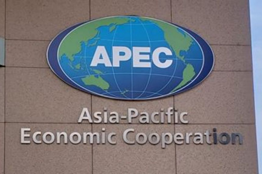 The annual Apec leaders' meeting is due in November 2021.