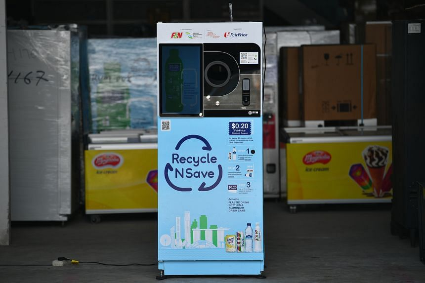 More than 2.4 million plastic drink bottles and aluminium drink cans have been collected from the machines currently in operation.
