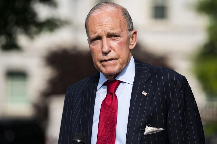 Mr Larry Kudlow said the administration's main goal was to encourage more hiring.