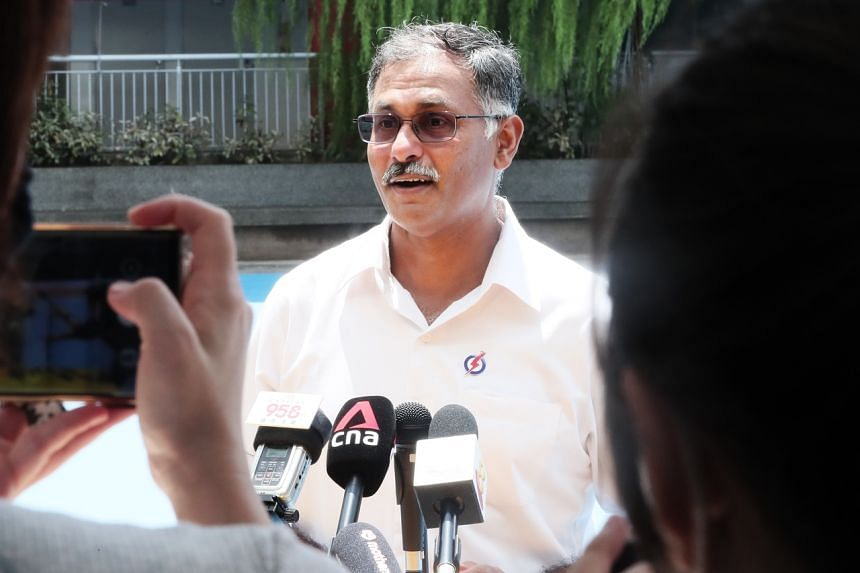 """PAP MP Murali Pillai said the timing of the post """"leaves nothing to imagination""""."""
