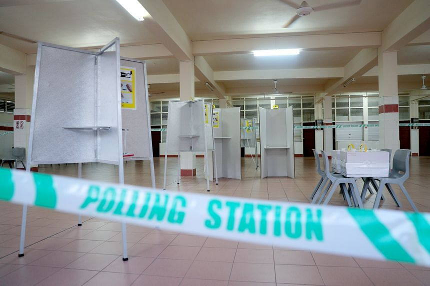 Polling stations will be open from 8am to 8pm on July 10, 2020.