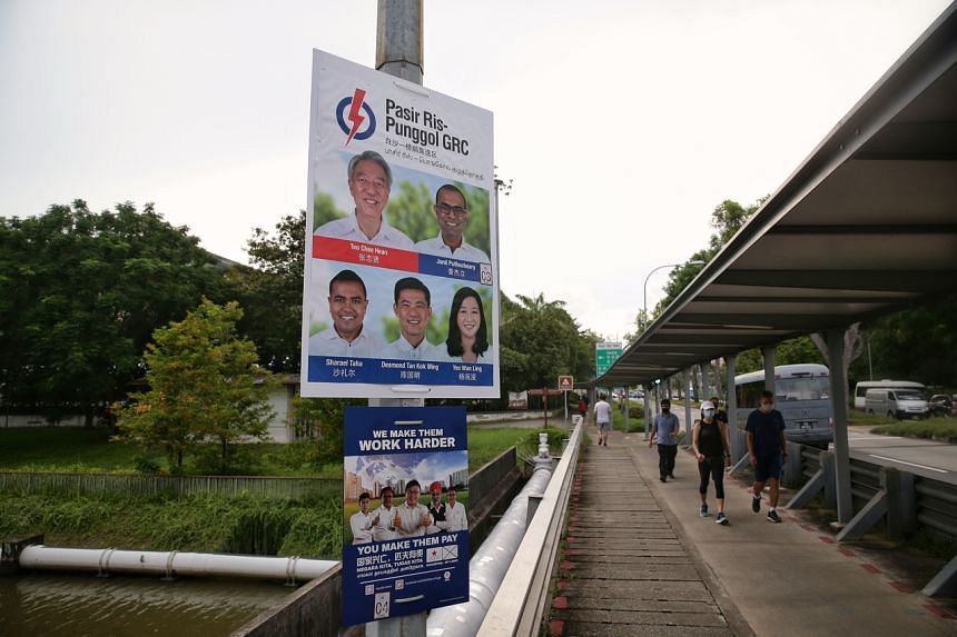 Senior Minister Teo Chee Hean lost several experienced MPs from his Pasir Ris-Punggol GRC, which is in for a three-way contest.