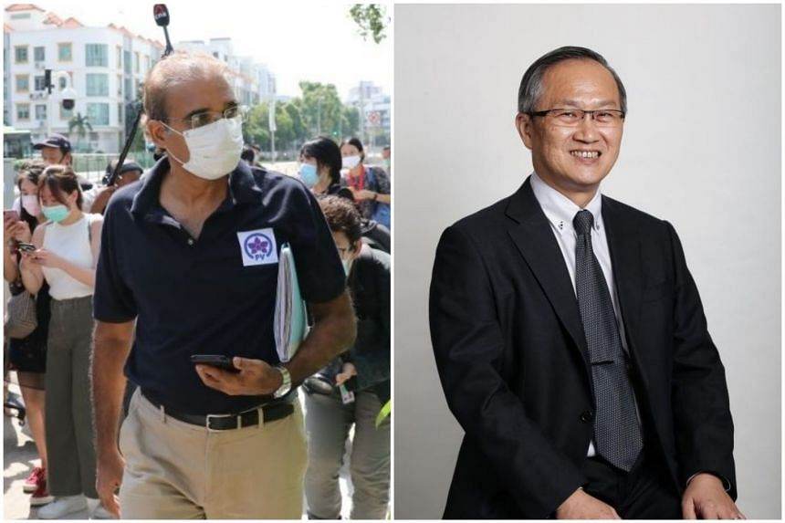 Peoples Voice candidate Sivakumaran Chellappa will contest the single seat of Mountbatten against People's Action Party incumbent Lim Biow Chuan.