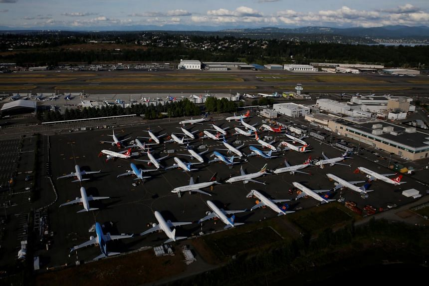 The decision covers 92 of Boeing's 737 Max planes.