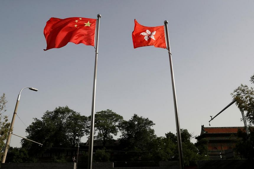 Hong Kong's sweeping national security law goes into effect